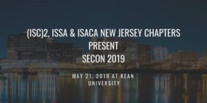 Speaking at SECON 2019 Conference, Kean University, Union, New Jersey @ Kean University