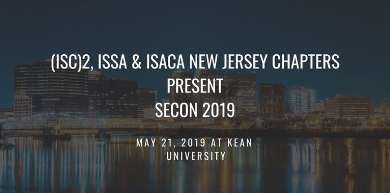 Speaking at SECON 2019 Conference, Kean University, Union, New Jersey