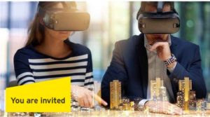 "Speaking at EY ""Innovation and You"" Cross Client D&I Event on May 21, 2019 @ National Union Building DC"