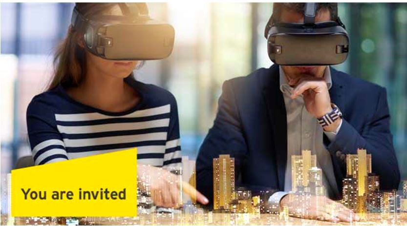 "Speaking at EY ""Innovation and You"" Cross Client D&I Event on May 21, 2019"