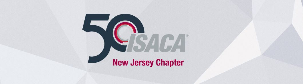 Speaking at ISACA New Jersey Career Event – Sign up for January 16, 2020