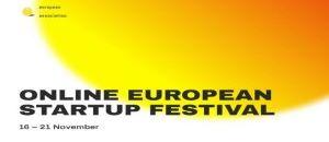 Keynote Speaker at EU Startup Association on November 16, 2020 @ Virtual - Digital conferencing platform