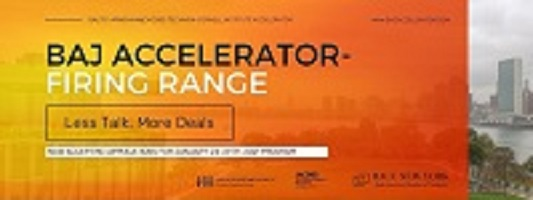Speaker and Partner at BAJ Accelerator, New York Virtual Program on September 19-24, 2021
