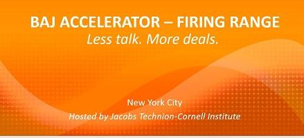 Speaker and Partner at BAJ Accelerator, New York Virtual Program on January 23-28, 2022